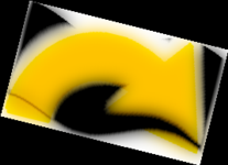 Yellow arrow